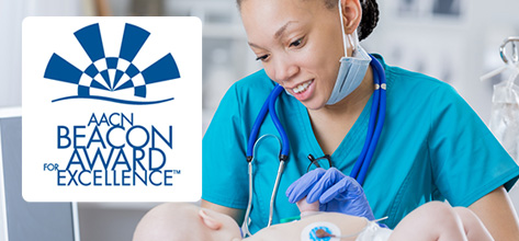 Nicklaus Children's Achieves Nine Beacon Awards for Nursing Excellence